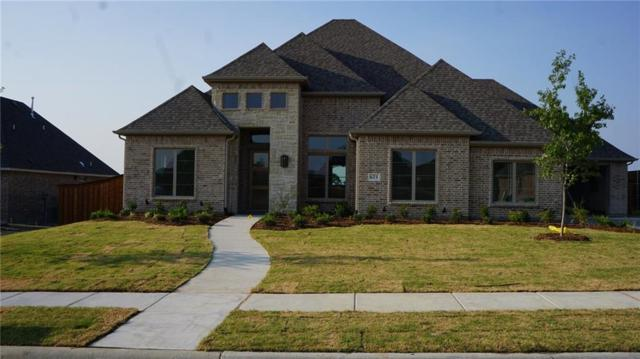 601 Sunbury Lane, Prosper, TX 75078 (MLS #13908284) :: Robbins Real Estate Group