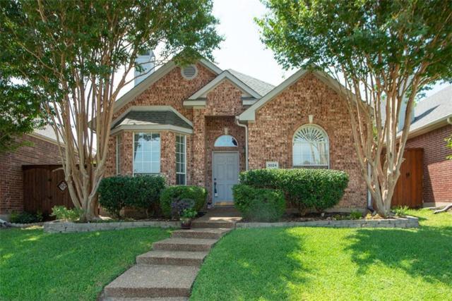 3024 Silver Springs Lane, Plano, TX 75025 (MLS #13908314) :: Team Hodnett