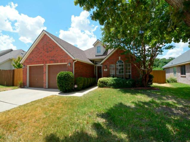 7155 Tularosa Court, Fort Worth, TX 76137 (MLS #13908333) :: Team Hodnett