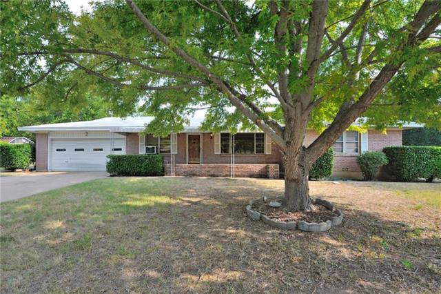 1428 W Water Street, Weatherford, TX 76086 (MLS #13908375) :: Team Hodnett