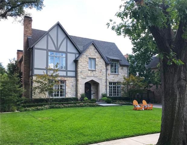 7606 Bryn Mawr Drive, Dallas, TX 75225 (MLS #13908390) :: Team Hodnett