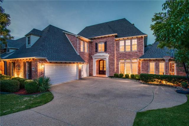 713 Lakeway Drive, Keller, TX 76248 (MLS #13908429) :: Robinson Clay Team