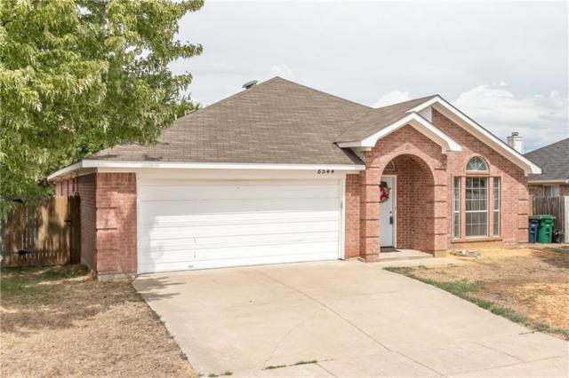 8544 Cove Meadow Lane, Fort Worth, TX 76123 (MLS #13908457) :: RE/MAX Town & Country