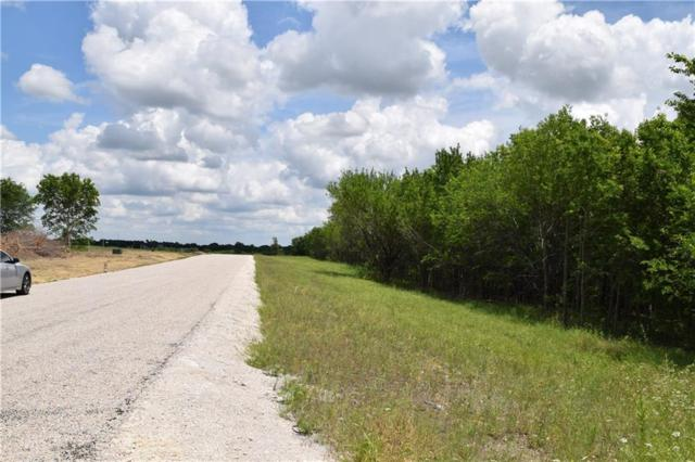Lot 11 Blackthorn Drive, Van Alstyne, TX 75495 (MLS #13908463) :: The Real Estate Station