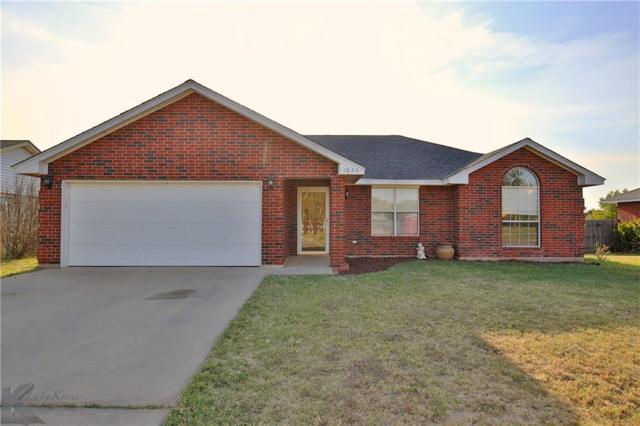 7825 Thompson Parkway, Abilene, TX 79606 (MLS #13908478) :: Team Hodnett