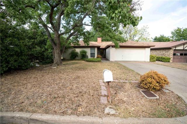 3624 Woodmoor Road, Fort Worth, TX 76133 (MLS #13908485) :: Robbins Real Estate Group