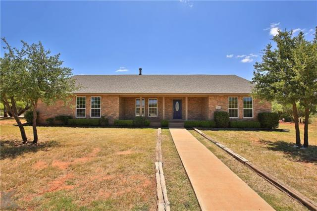 241 County Road 692, Buffalo Gap, TX 79508 (MLS #13908591) :: Charlie Properties Team with RE/MAX of Abilene