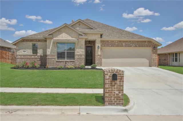 628 Creek Point Drive, Saginaw, TX 76179 (MLS #13908594) :: Team Hodnett