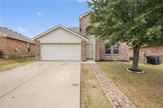 4917 Creek Ridge Trail, Fort Worth, TX 76179 (MLS #13908608) :: Team Hodnett