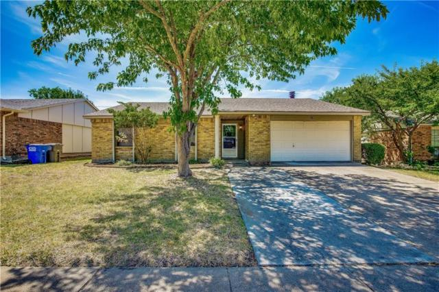 618 Valley View Drive, Allen, TX 75002 (MLS #13908611) :: The Rhodes Team