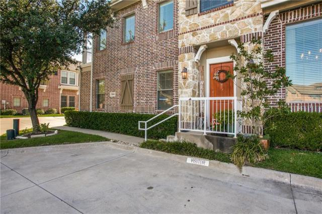 2203 Reflection Pointe, Richardson, TX 75080 (MLS #13908685) :: Team Hodnett