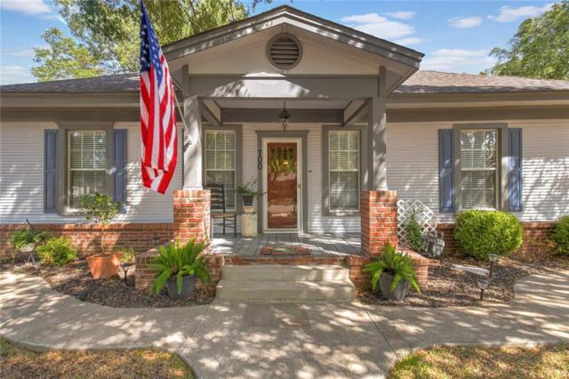 700 Euclid Street, Cleburne, TX 76033 (MLS #13908705) :: Team Hodnett