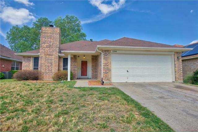 1104 Middlebury Lane, Euless, TX 76040 (MLS #13908720) :: Team Hodnett