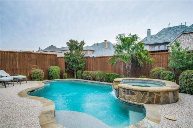 3931 Bal Harbour Lane, Frisco, TX 75033 (MLS #13908725) :: Team Hodnett