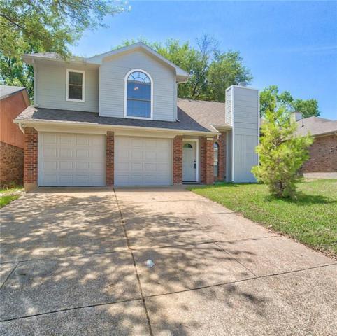 814 Wyndham Place, Arlington, TX 76017 (MLS #13908774) :: Team Hodnett