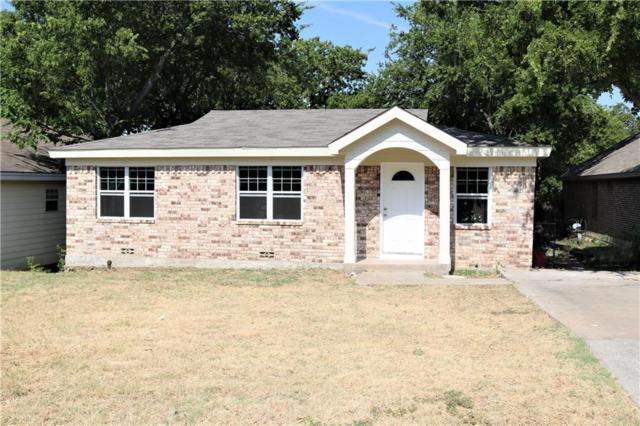 3005 Lee Avenue, Fort Worth, TX 76106 (MLS #13908775) :: Team Hodnett