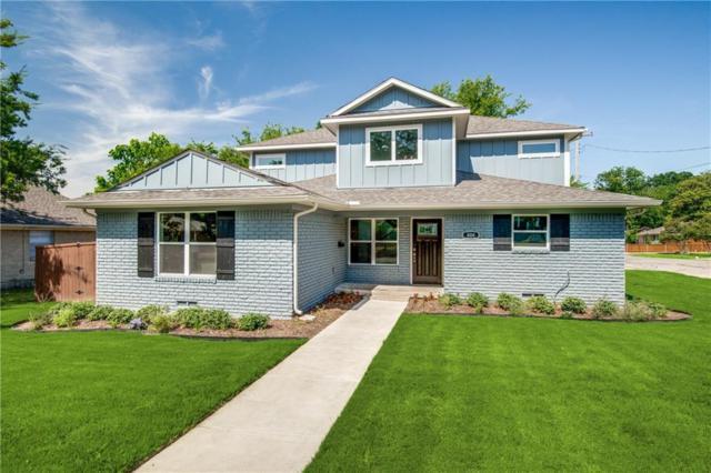 804 Barnes Street, Mckinney, TX 75069 (MLS #13908818) :: Team Hodnett