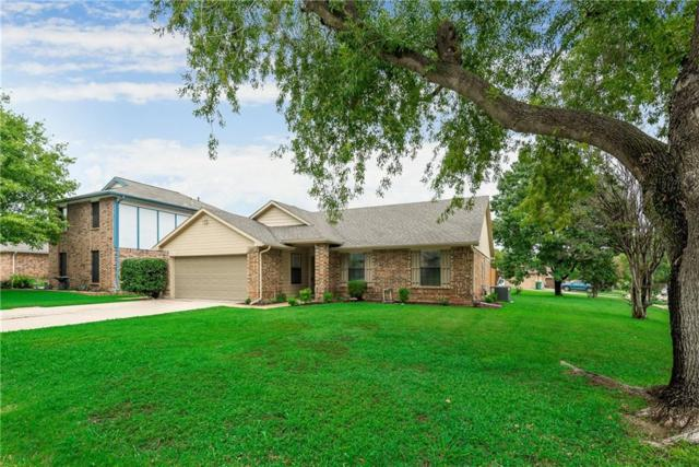5300 Colonial Drive, Flower Mound, TX 75028 (MLS #13908903) :: Team Hodnett