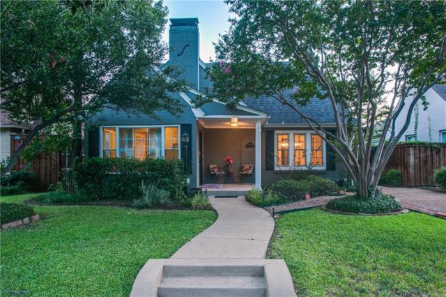 4407 Vandelia, Dallas, TX 75219 (MLS #13908914) :: Robbins Real Estate Group