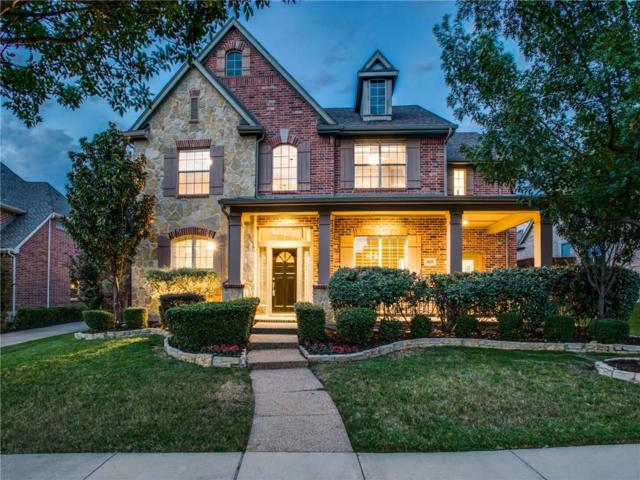 1025 Damsel Caroline Drive, Lewisville, TX 75056 (MLS #13908915) :: Steve Grant Real Estate