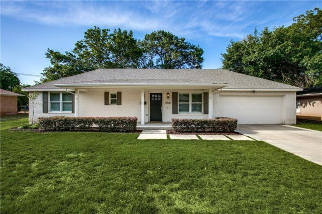 3930 Highgrove Drive, Dallas, TX 75220 (MLS #13909015) :: Team Hodnett
