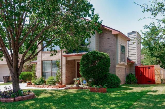 4645 Birchbend Lane, Fort Worth, TX 76137 (MLS #13909020) :: Team Hodnett