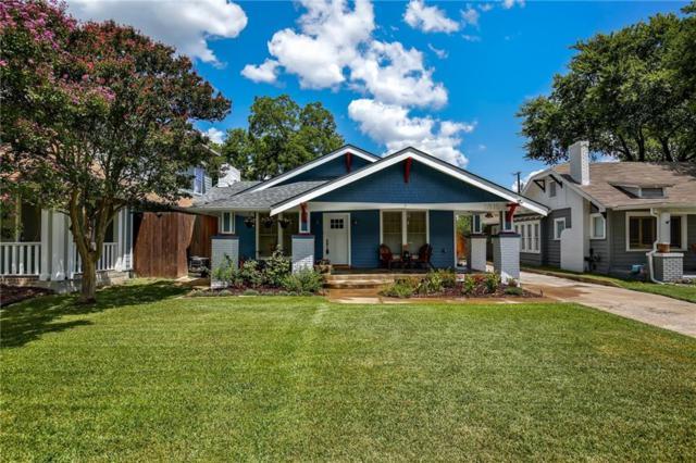 5815 Palo Pinto Avenue, Dallas, TX 75206 (MLS #13909080) :: North Texas Team | RE/MAX Advantage