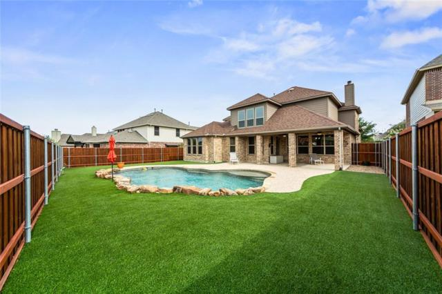 111 Vance Court, Fate, TX 75087 (MLS #13909118) :: RE/MAX Landmark