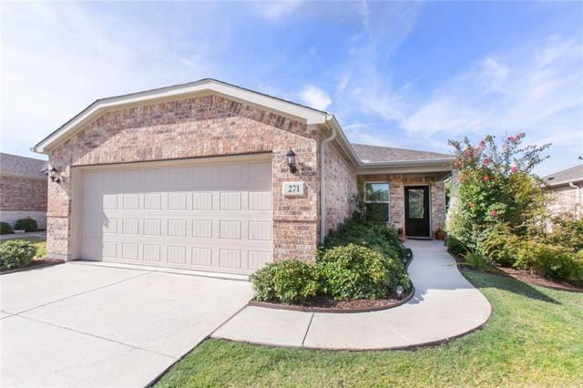 271 Mariposa Lane, Frisco, TX 75034 (MLS #13909123) :: Team Hodnett