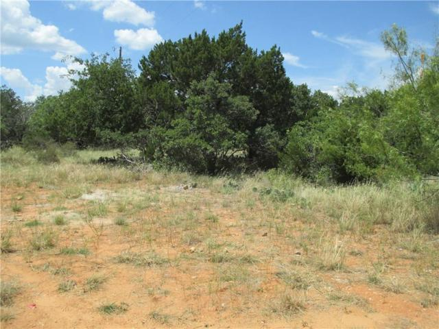 Lot 86 Colonial Drive, Possum Kingdom Lake, TX 76449 (MLS #13909158) :: The Mitchell Group