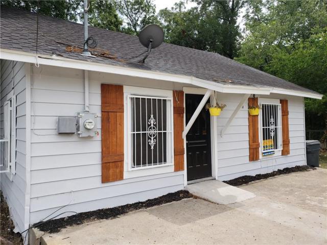 2790 E Overton Road, Dallas, TX 75216 (MLS #13909221) :: Frankie Arthur Real Estate