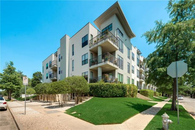 4040 N Hall Street #105, Dallas, TX 75219 (MLS #13909297) :: Magnolia Realty