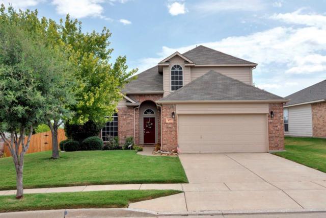672 Rosario Lane, Fort Worth, TX 76052 (MLS #13909299) :: Team Hodnett