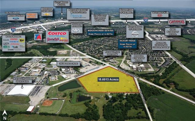 3600 S Fm 205, Rockwall, TX 75032 (MLS #13909343) :: Bray Real Estate Group