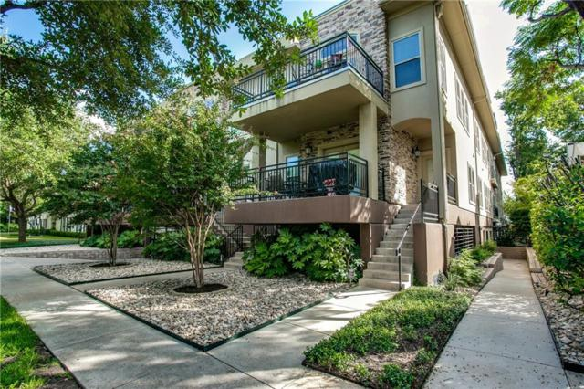 4319 Bowser Avenue #204, Dallas, TX 75219 (MLS #13909344) :: Pinnacle Realty Team