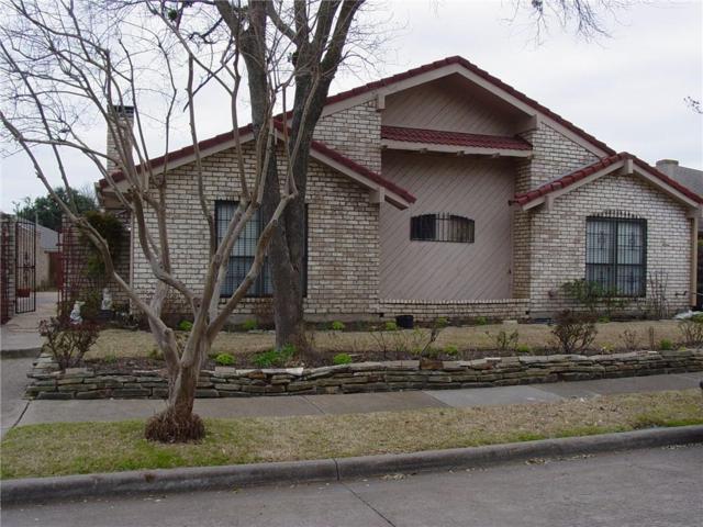 424 Tall Oaks Lane, Richardson, TX 75081 (MLS #13909398) :: Hargrove Realty Group