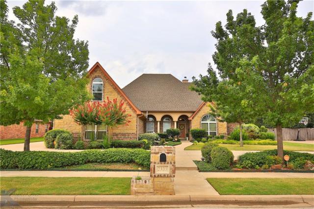 2333 Innisbrook Drive, Abilene, TX 79606 (MLS #13909400) :: The Paula Jones Team | RE/MAX of Abilene