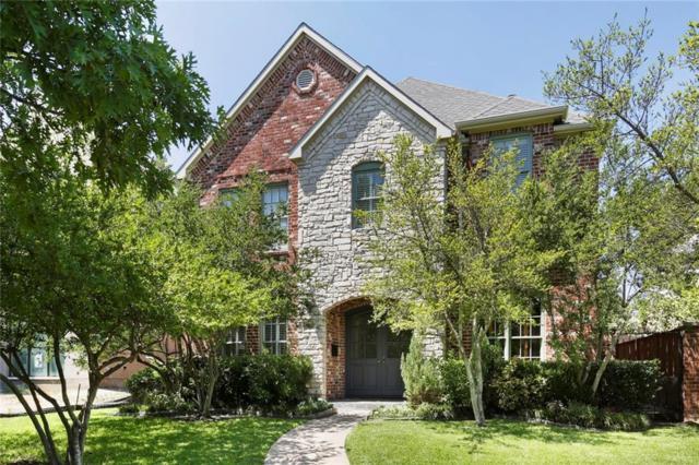 3112 Drexel Drive, Highland Park, TX 75205 (MLS #13909449) :: Team Hodnett