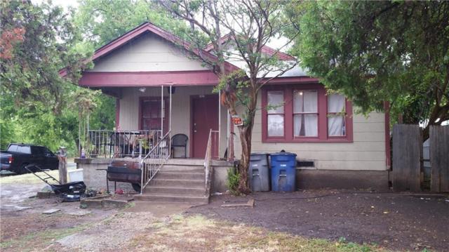 1927 Idaho Avenue, Dallas, TX 75216 (MLS #13909463) :: Team Hodnett