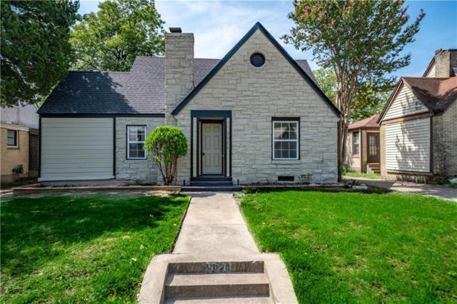 1026 Galloway Avenue, Dallas, TX 75216 (MLS #13909485) :: Robbins Real Estate Group