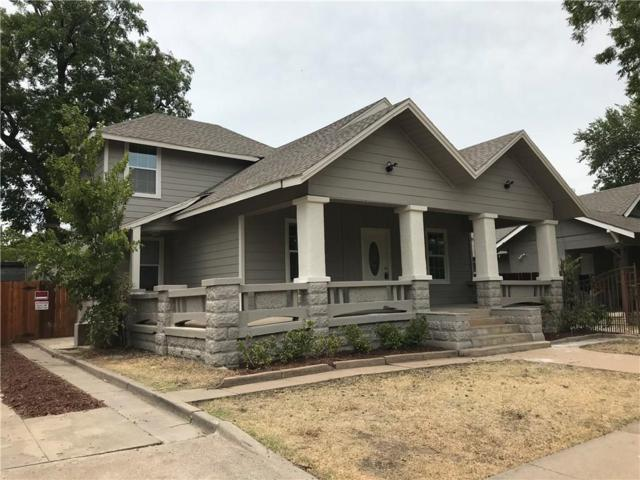 2108 May Street, Fort Worth, TX 76110 (MLS #13909492) :: Team Hodnett