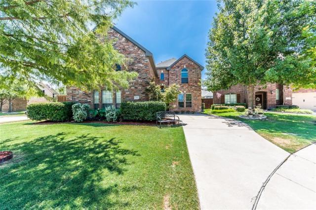 7301 Lawndale Court, Mckinney, TX 75072 (MLS #13909583) :: The Real Estate Station