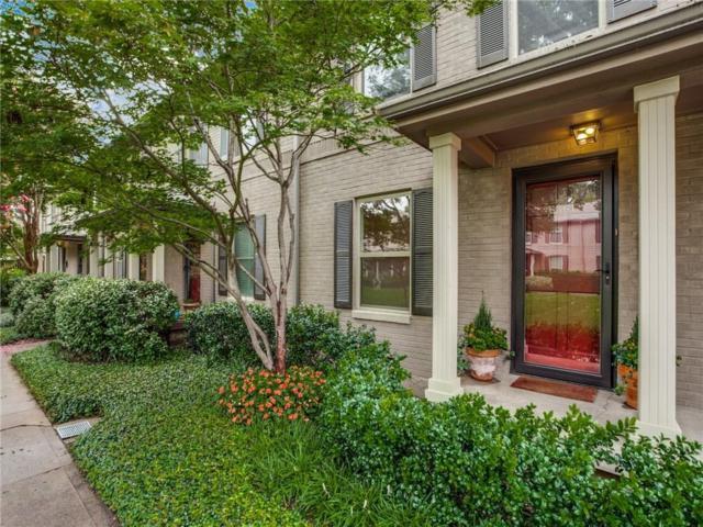 6361 Oriole Drive, Dallas, TX 75209 (MLS #13909589) :: Team Hodnett