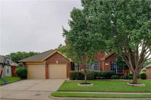 5317 Copper Creek Drive, Fort Worth, TX 76244 (MLS #13909633) :: Team Hodnett