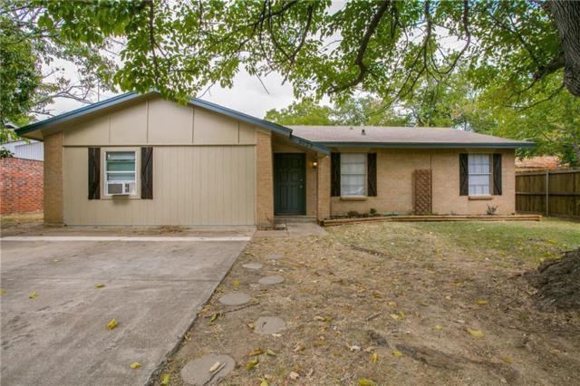 3029 Montclair Place, Denton, TX 76209 (MLS #13909678) :: Team Hodnett