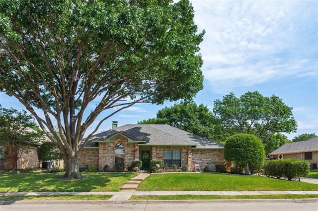2023 Greenstone Trail, Carrollton, TX 75010 (MLS #13909695) :: Team Hodnett