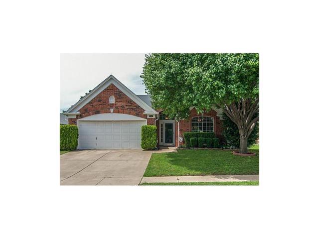 7001 Wooddale Drive, Watauga, TX 76148 (MLS #13909752) :: Team Hodnett