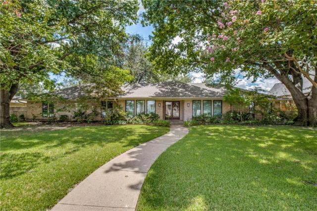4910 Heatherbrook Drive, Dallas, TX 75244 (MLS #13909770) :: Team Hodnett