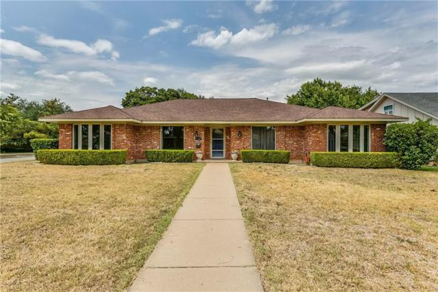 5124 Whistler Drive, Fort Worth, TX 76133 (MLS #13909877) :: Team Hodnett