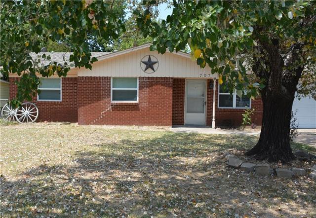 707 N Ray Street, Alvarado, TX 76009 (MLS #13909880) :: Team Hodnett